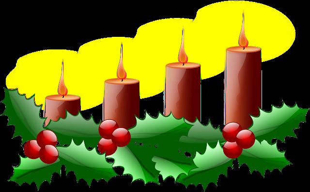 Lilin Natal
