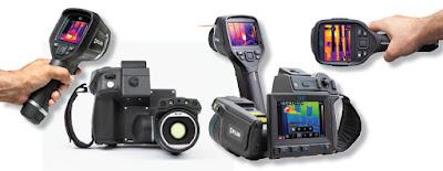alat inspeksi thermal imager