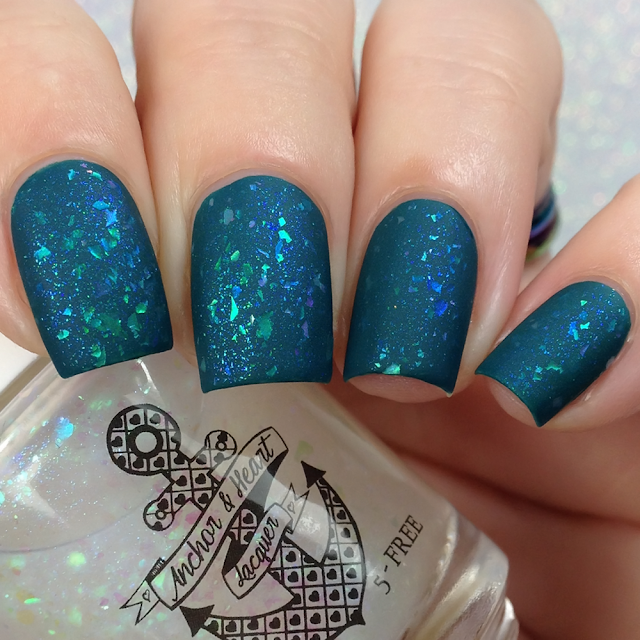 Anchor & Heart Lacquer-Quite Magnificent