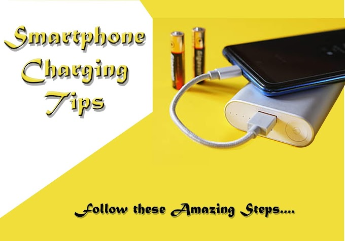 Tips to keep in mind while charging a smartphone.