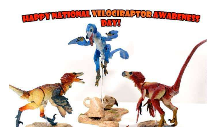 National Velociraptor Awareness Day Wishes Awesome Images, Pictures, Photos, Wallpapers