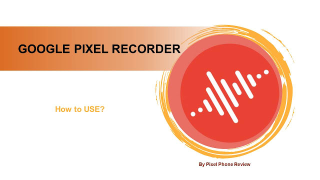 Pixel Voice Recorder