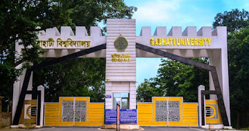 Gauhati University Exam Routine 2021 – TDC 5th Semester