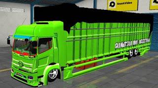 Truck Hino c8 Terpal