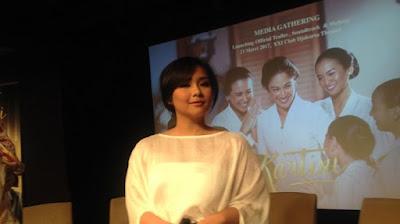 Kisah Asmara Gita Gutawa yang Tertutup