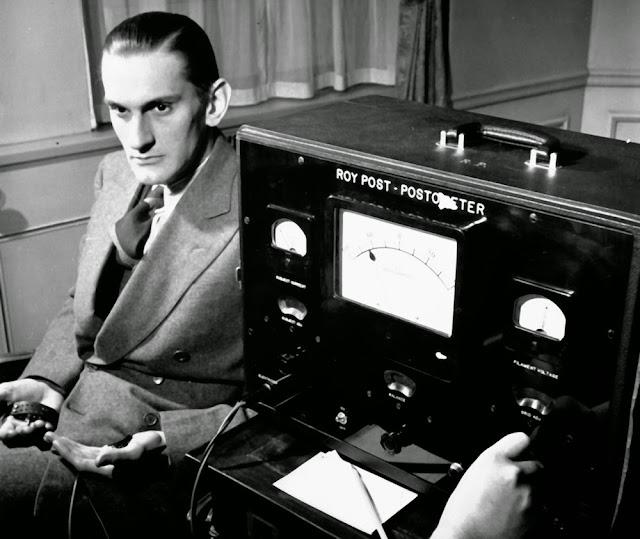 how to make a lie detector machine