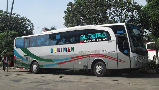 Tiket Bus Budiman Pangandaran - Bandung dan Sebaliknya