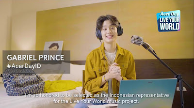 Prince from Indonesia