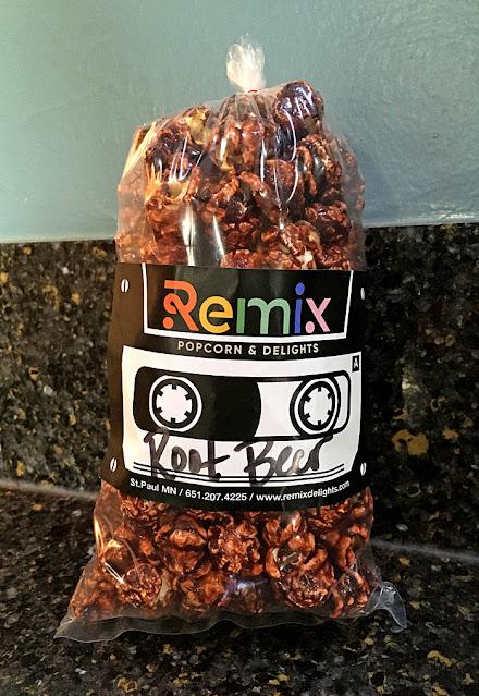 Root Beer Popcorn at Remix!