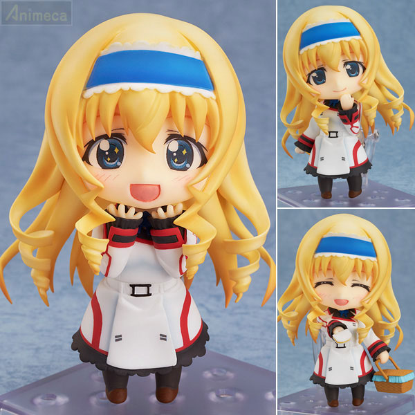 FIGURA CECILIA ALCOTT NENDOROID IS Infinite Stratos