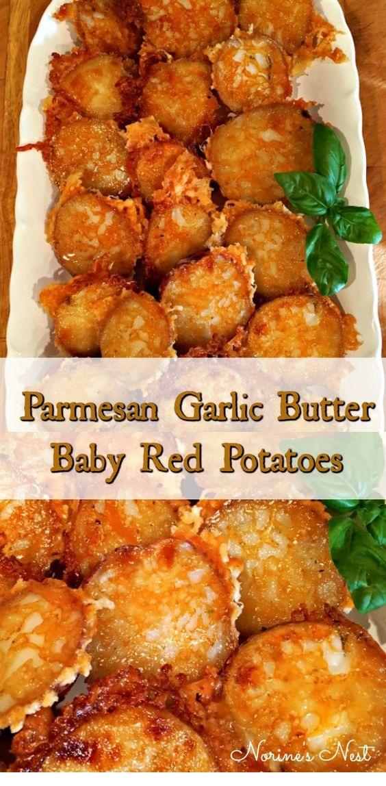 Parmesan Garlic Butter Red