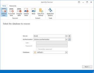 ApexSQL Recover 2016.02.1166 Full Crack