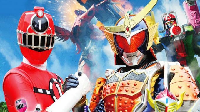 Ressha Sentai ToQger vs Kamen Rider Gaim: Spring Break Combined Special Subtitle Indonesia