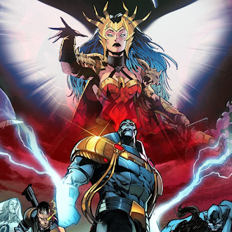 Veja as novidades de 2021 da Panini para DC e Marvel na CCXP Worlds