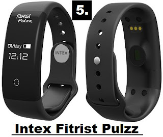 top 5 best fitness band under 2000 in india 2018