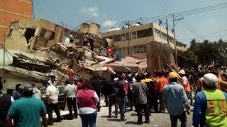 149 killed as 7.1 magnitude earthquake shakes Mexico City