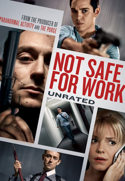 Not Safe For Work 2014 UnRated 720p BRRip Dual Audio Full Movie Download extramovies.in Not Safe for Work 2014