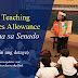 GOODNEWS: Senate Oks 10k Teaching Supplies allowance!