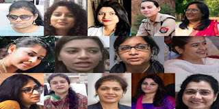 famous women ias ips who was in talks 2019