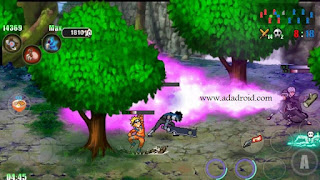 Download Naruto Senki Mod TLF Alliance by Adam Apk for Android