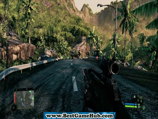 Crysis Remastered Torrent Games Free Download With Crack