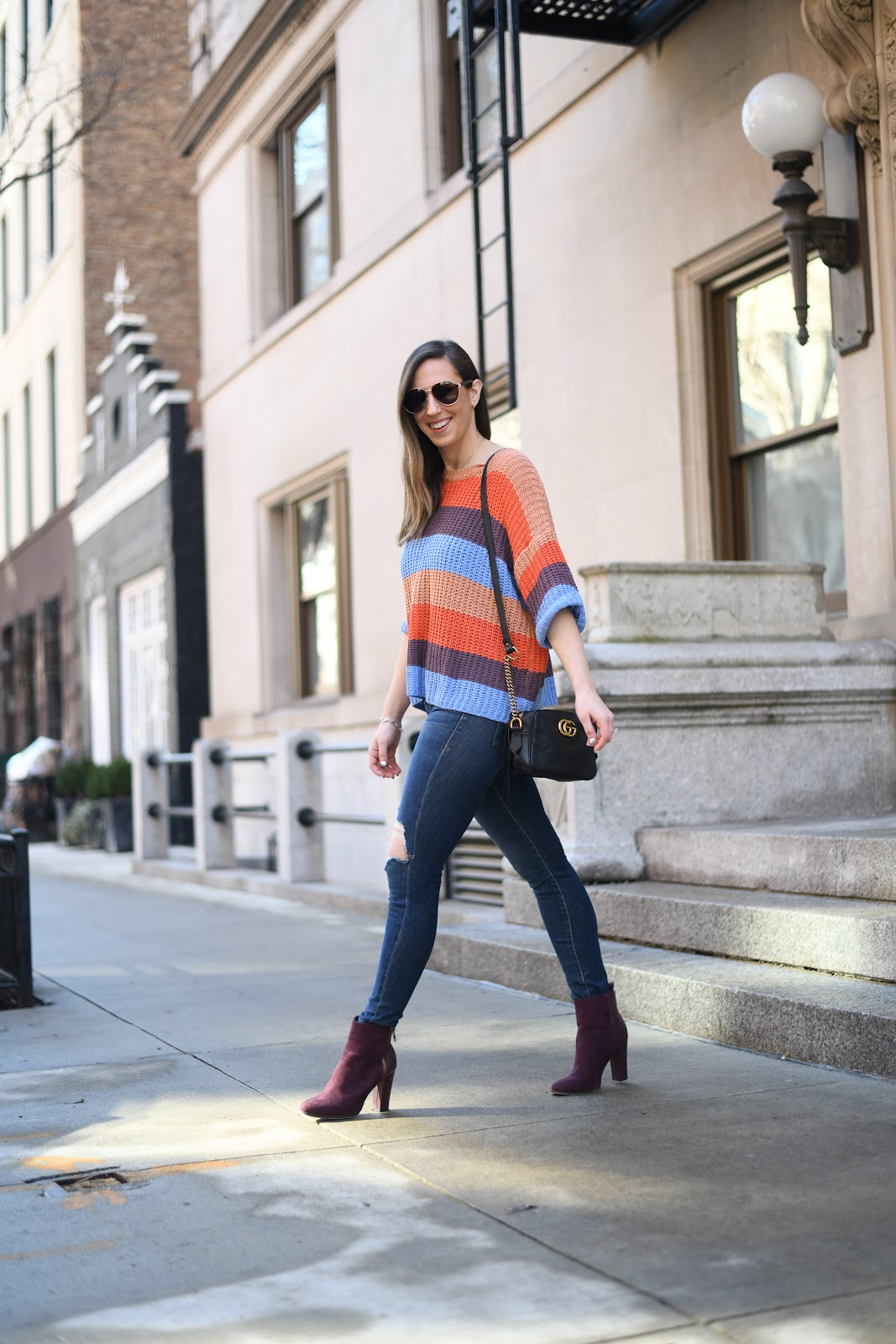 Around Town Stripes: Looks to Wear from Work to Play