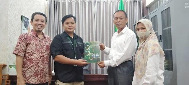 Audiensi Perjanjian Kerja Sama dengan LPTK UINSU Medan