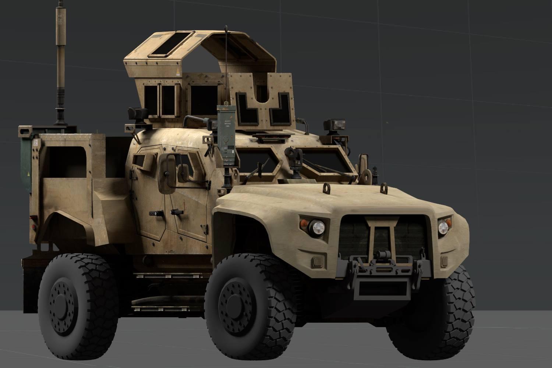 L-ATV への見た目が Arma 3 用 United States Naval Warfare Pack MOD ...