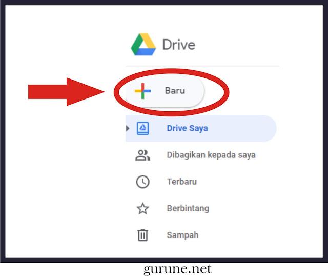 Cara Mudah Membuat Soal Online Dengan Google Drive - Google Formulir