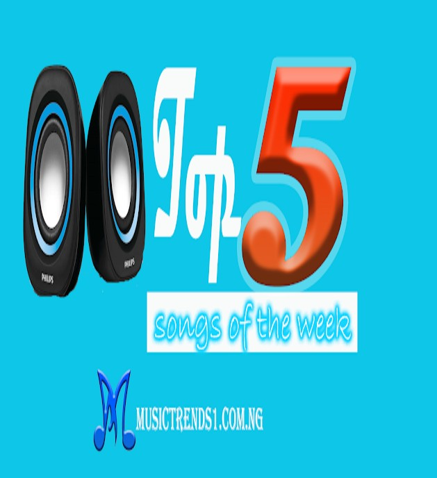 Top 5 Songs Released This Week  (Check out full list)