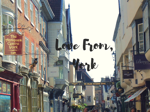 Love From, York