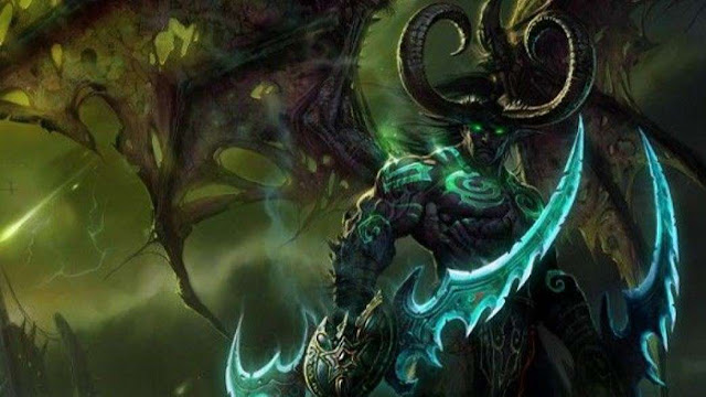 Illidan Stormrage (World of Warcraft)