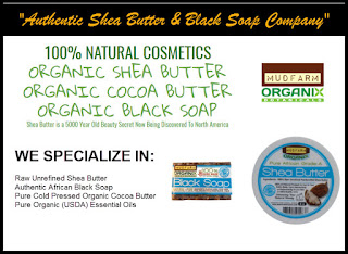 Canada Shea Butter & Black Soap