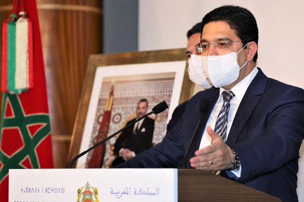 """إسبانيا تثمن """"القيمة الإيجابية """" للحوار الليبي الذي انطلق بمبادرة من المغرب"""