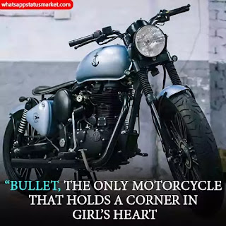 Bullet bike quotes images