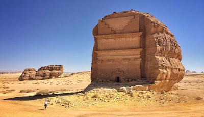 Qasr al farid - star gate - saudi arabia