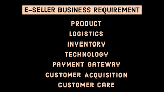 Eseller business requirements