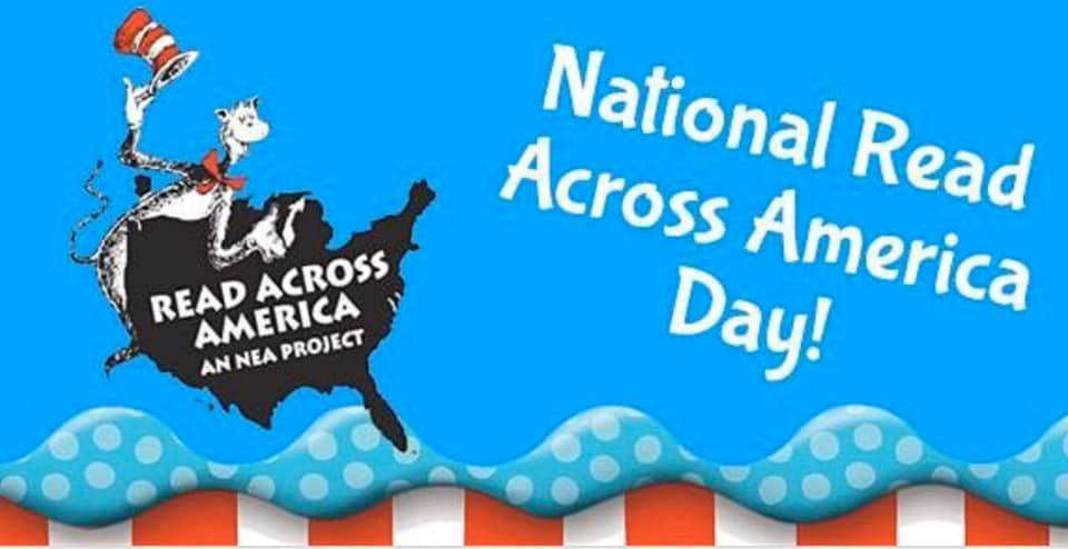 National Read Across America Day Wishes for Instagram