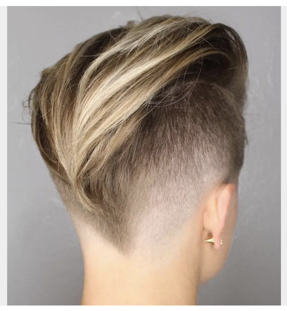 edgy pixie cuts 2019