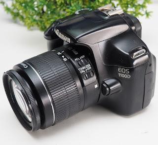 Canon eos 1100d - Harga Jual - Review - Kelebihan - Kekurangan