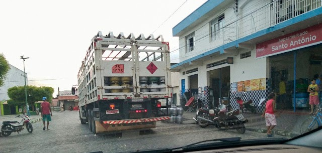 Empresários donos de distribuidoras de gás denunciam concorrência desleal em Crisópolis