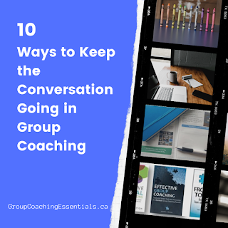 10 Ways to Keep the Conversation Going