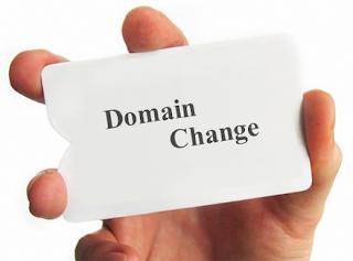 efek merubah nama domain untuk blog