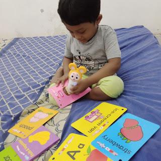 Mainan edukatif anak 3 tahun