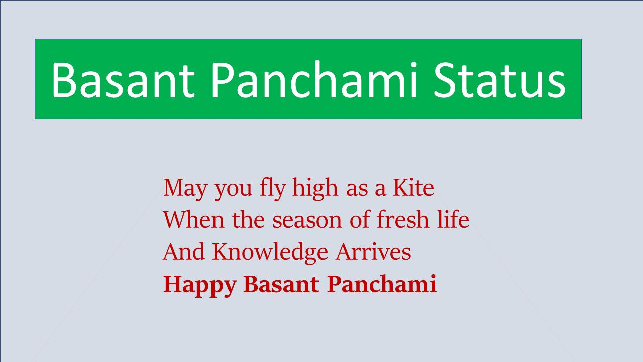 Basant Panchami Whatsapp Status Video
