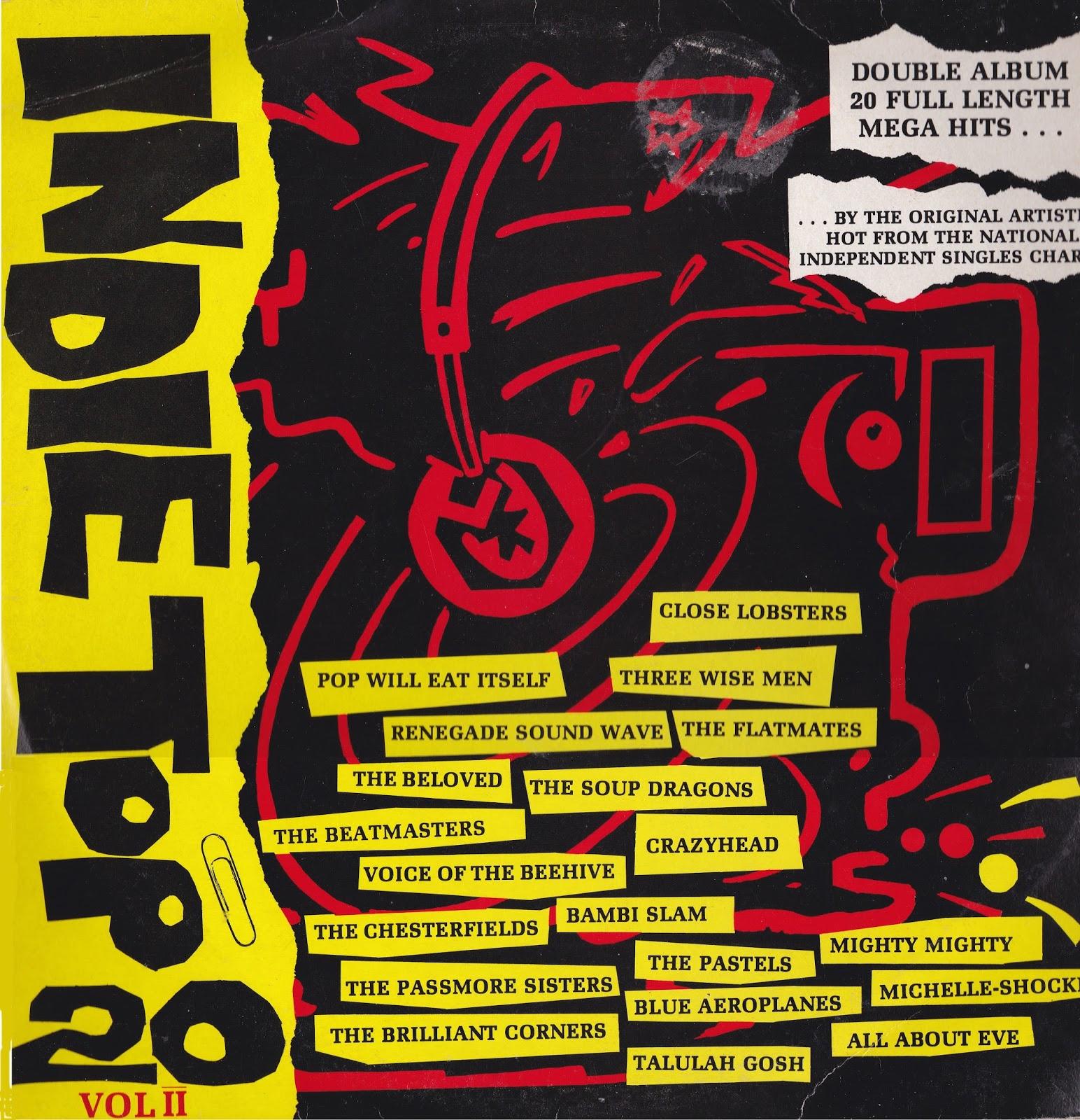 Indie Top 20 The Blog Indie Top 20 Volume 2 Side 4