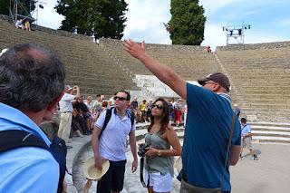 guia turismo personalizado pompeia portugues - Como ir de trem de Roma à Pompéia