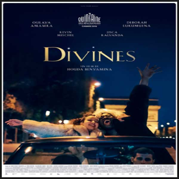 Divines, Film Divines, Divines Synopsis, Divines Trailer, Divines Review, Divines Movie, Download Poster Film Divines 2016