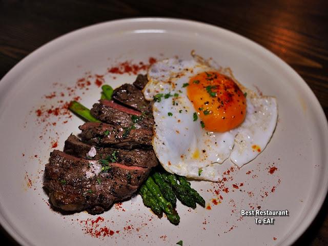 URBAN DAYBREAK BANGSAR Menu - Ribeye Steak