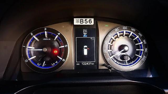 speedometer innova reborn
